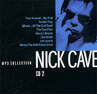 Nick Cave CD 2 (mp3) Серия: MP3 Collection инфо 5530f.