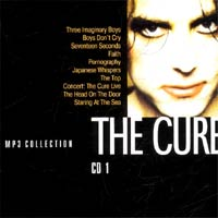 The Cure MP3 Collection CD 1 (mp3) Серия: MP3 Collection инфо 5621f.