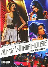 Amy Winehouse: I Told You I Was Trouble Live In London Формат: DVD (PAL) (Super jewel case) Дистрибьютор: Universal Music Russia Региональный код: 0 (All) Количество слоев: DVD-9 (2 слоя) Субтитры: инфо 5687f.