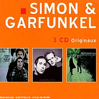 "Simon & Garfunkel Bridge Over Troubled Water / Bookends / Sounds Of Silence (3 CD) & Garfunkel"" ""Simon And Garfunkel"" инфо 6680f."