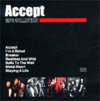 Accept CD 1 (mp3) Серия: MP3 Collection инфо 9673f.